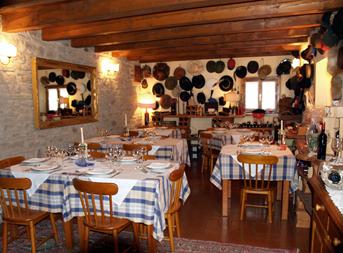 Itinerario di sapori enoteca ristorantino il palazzo - Ristoranti bagno di romagna ...